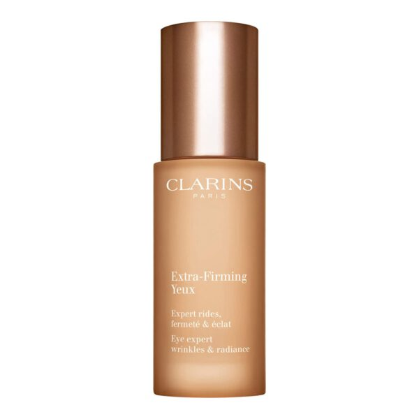 CLARINS EXTRA-FIRMING EYE CONTOUR SERUM ANTI-WRINKLE, FIRMNESS AND RADIANCE