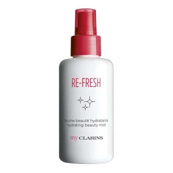 MY CLARINS RE-FRESH HYDRATING BEAUTY MIST ALL SKIN TYPES