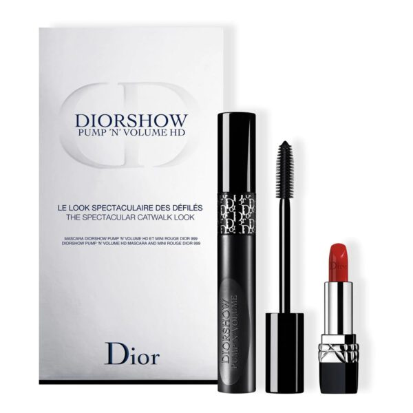 DIOR DIORSHOW PUMP 'N' VOLUME HD BOX MAKEUP BOX