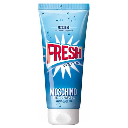 MOSCHINO THE FRESHEST BATH AND SHOWER GEL
