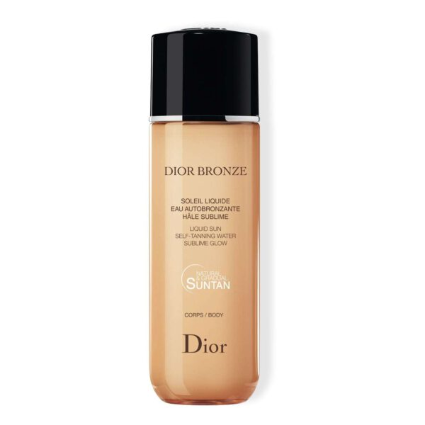 DIOR BRONZE SUN LIQUID SELF-TANNING WATER