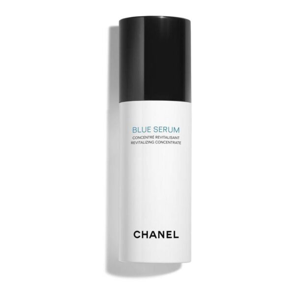 CHANEL BLUE SERUM LONGEVITY INGREDIENTS FROM BLUE ZONES