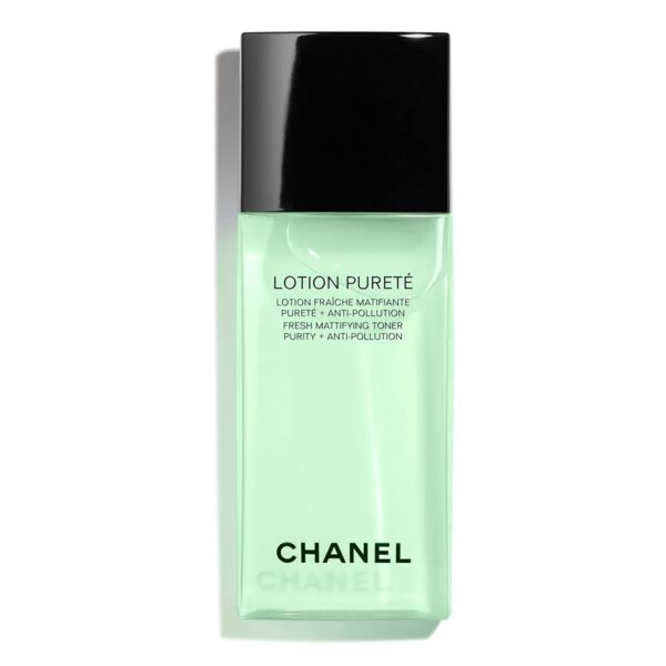 CHANEL PURITY LOTION FRESH PURITY MATIFYING LOTION + ANTI-POLLUTION