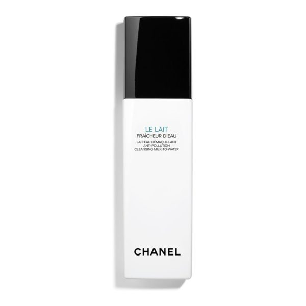 CHANEL WATER COOLING MILK ANTI-POLLUTION CLEANSING WATER MILK