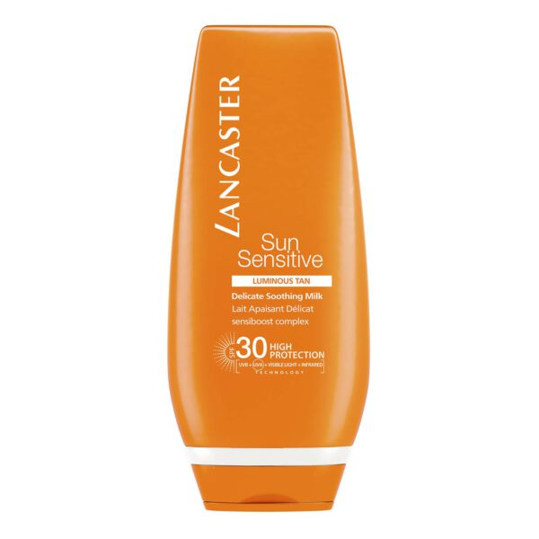 SUN SENSITIVE DELICATE SOOTHING MILK SPF 30