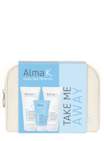 Alma K Take Me Away – Travel Kit