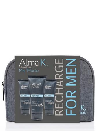 Alma K Recharge Travel Kit For Men