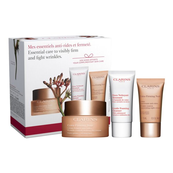 CLARINS MY ANTI-WRINKLE AND EXTRA-FIRMING FIRMING ESSENTIALS