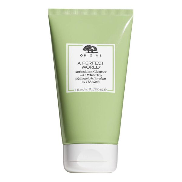 ORIGINS A PERFECT WORLD WHITE TEA ANTIOXIDANT CLEANSER