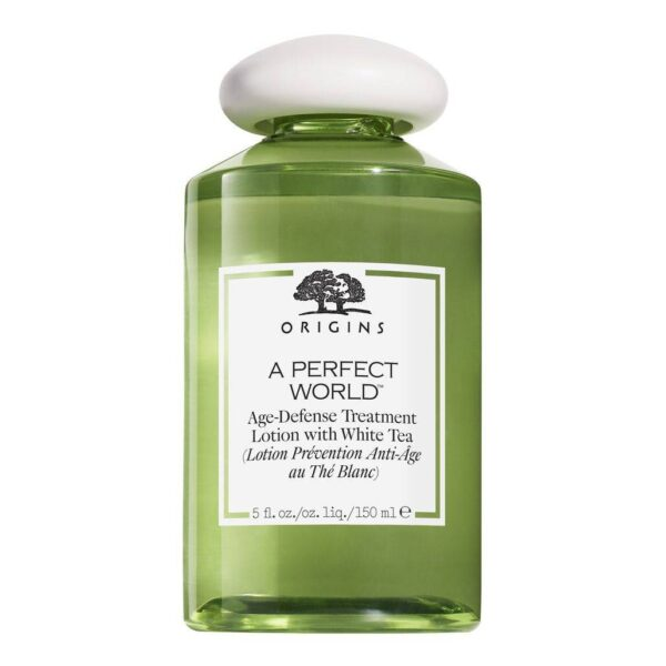ORIGINS A PERFECT WORLD ANTI-AGING PREVENTION LOTION WITH WHITE TEA