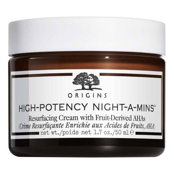 ORIGINS High-Potency Night-A-MinsTM Resurfacing Cream