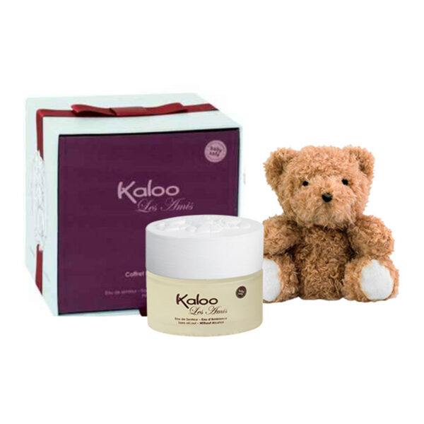 Kaloo Les Amis Bear Set 100ml