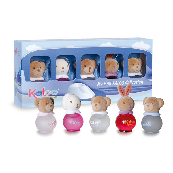 Kaloo Mini Air Duftwasser 5er Set 8ml